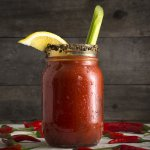 Bloody Mary, New Year's Day drinks